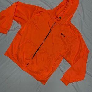 Remington Hunting Full Zip Hoodie Jacket